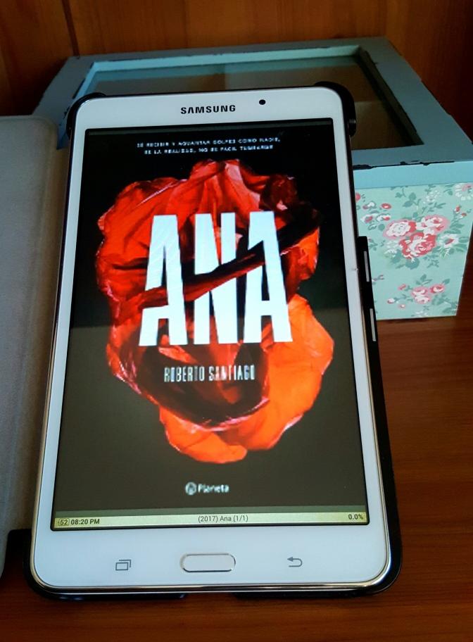 Novela Ana