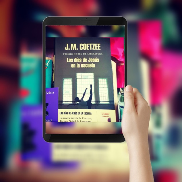 Novela de J.M.Coetzee Los días de Jesús en la escuela