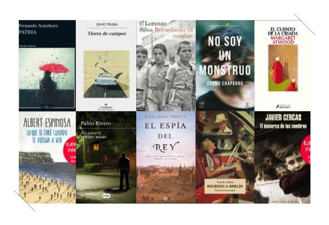 Lista libros más vendidos semana del 29 al 4 de junio
