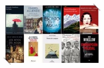 Lista libros ficción más vendidos semana del 10 al 16 de julio revista el cultural
