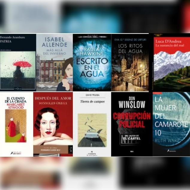Lista libros ficción más vendidos del 7 al 13 de agosto revista El Cultural
