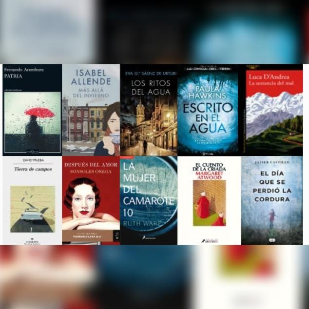 Lista libros ficción más vendidos del 14 al 20 de agosto revista El Cultural