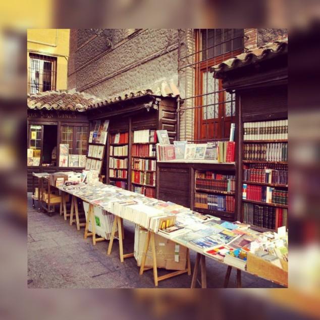 Día de las librerías 10 de noviembre Librería San Ginés