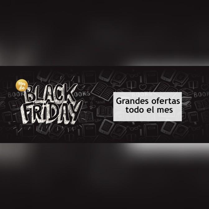 concurso Black Friday Casa del Libro