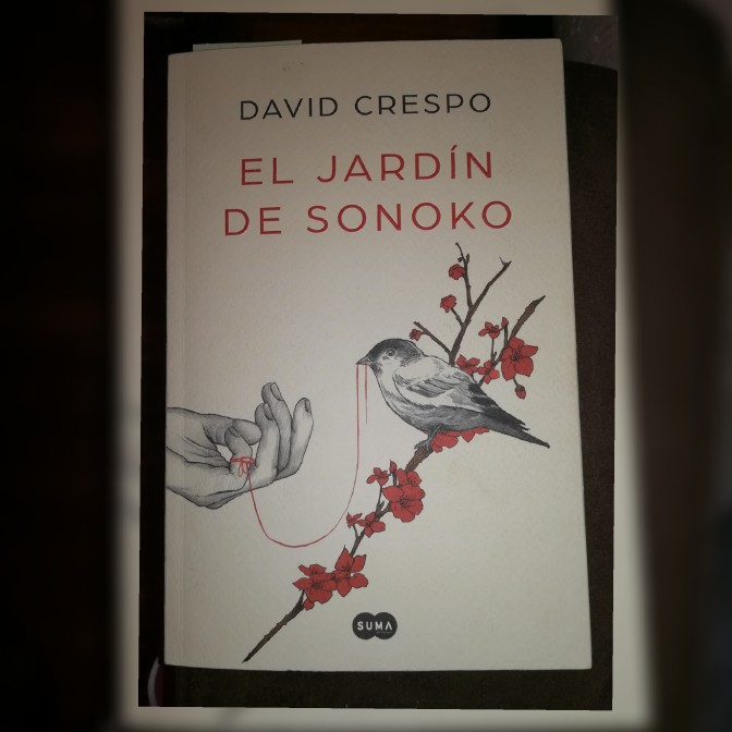 Libro El jardín de Sonoko David Crespo megustaleer suma