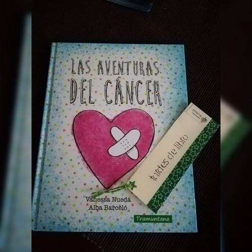 reseña las aventuras del cancer vanessa nueda alba barcelo tramuntana boolino