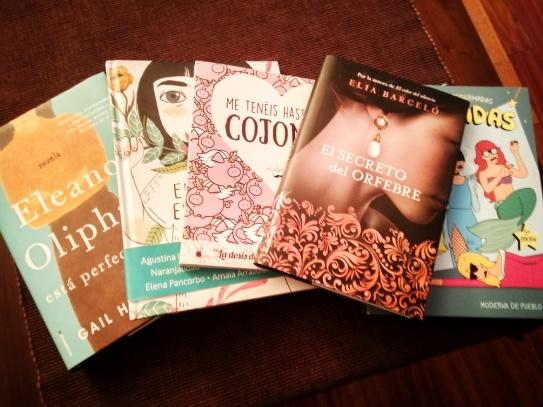 libros leidos, novelas, comics, roca editorial, lince