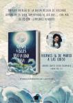 Invitacion presentacion dulcinea santos ochoa libreria roca editorial novela Paola Calasanz